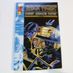 Star Trek Deep Space Nine Graphic Novel Requiem